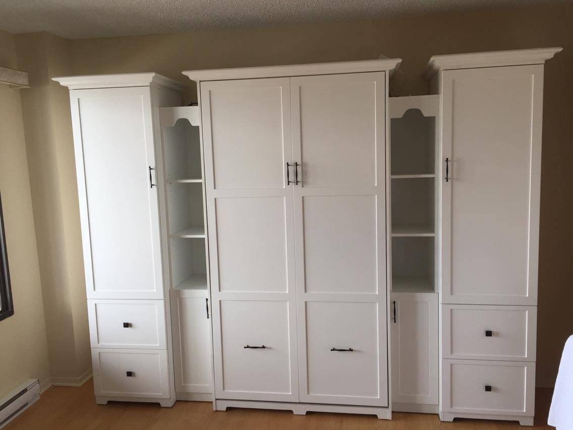 lits escamotables installation r paration installations recto verso. Black Bedroom Furniture Sets. Home Design Ideas